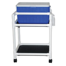 Ice Chest Cart with Casters - 36 Quart - 24