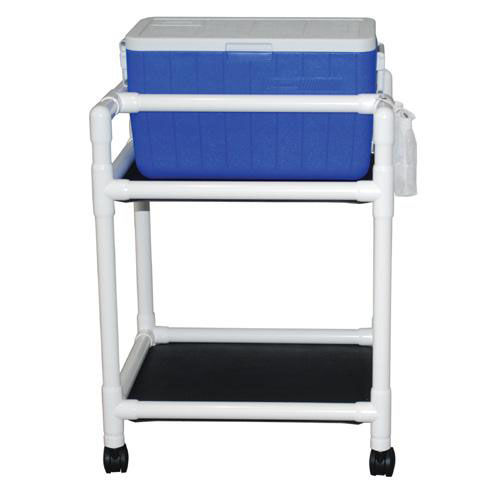 Our Ice Chest Cart with Casters - 36 Quart - 24