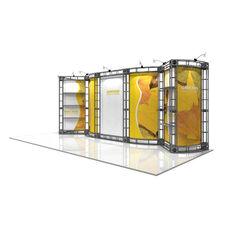 10x20 Omicron Orbital Express Truss Display