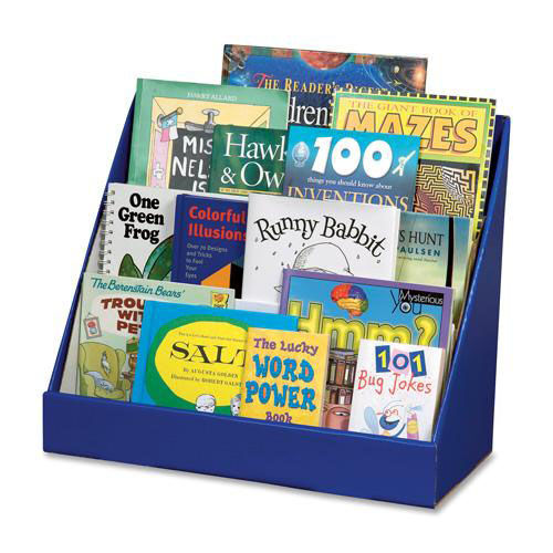 Our Pacon Book Shelf - Classroom Keeper - 3 Tiered - 17
