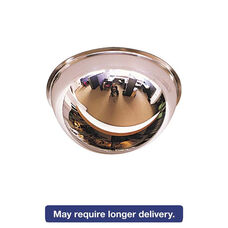 See All® Full Dome Convex Security Mirror