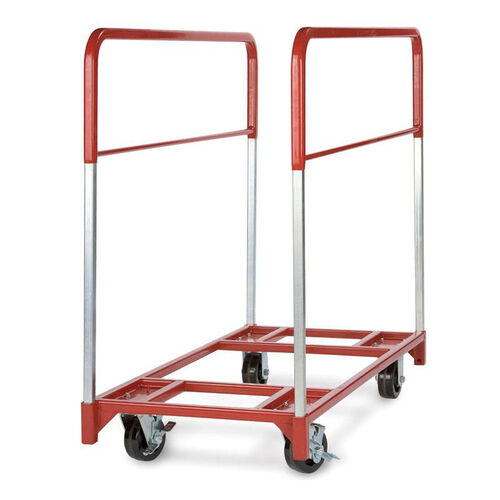 Our Steel Frame Narrow Round Folding Table Mover - 24