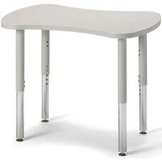 Collaborative Bowtie Table - Gray/Gray