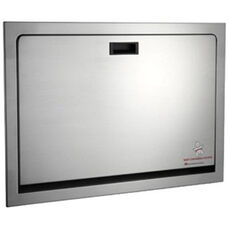 Roval Recessed Baby Changing Station