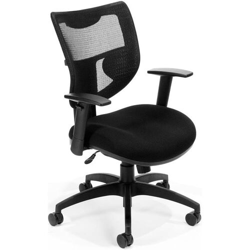 Our Parker Ridge Executive Mesh Chair - Black is on sale now.