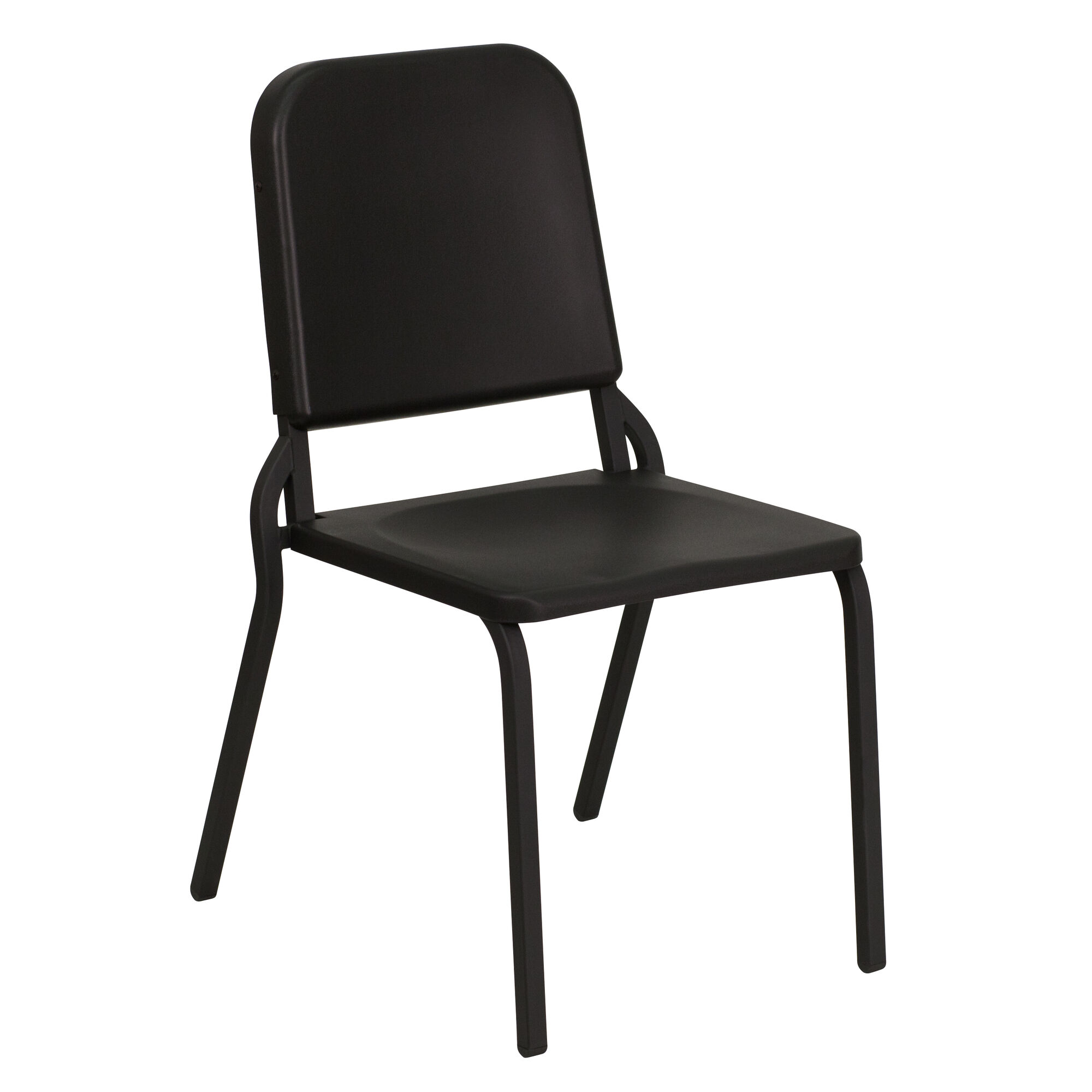 Groovy Hercules Series Black High Density Stackable Melody Band Music Chair Cjindustries Chair Design For Home Cjindustriesco