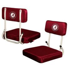 University of Alabama Team Logo Hard Back Stadium Seat