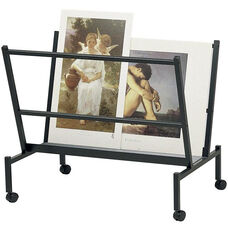 Black Print and Poster Holders - 38