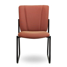 Monterey II 300 Series Armless Sled Base Guest Chair