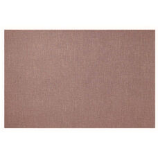 Frameless Designer Fabric Display Panel with Squared Corners - Pumice - 24