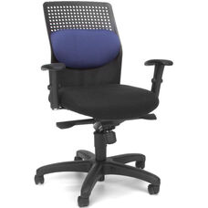AirFlo Executive Task Chair - Blue