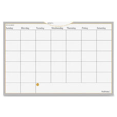 At-A-Glance Dry-Erase Undated Mthly Writing Boards