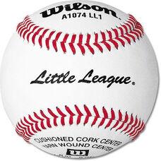 Wilson A1074BLL1 Little League® Baseballs - 1 Dozen