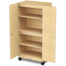 Storage Cabinet - Mobile