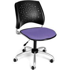 Stars Swivel Chair - Lavender