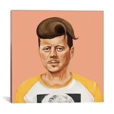 John Kennedy by Amit Shimoni Gallery Wrapped Canvas Artwork - 26