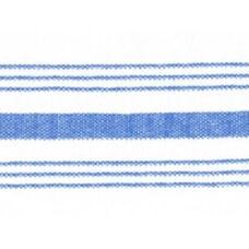 Set of 12 Farm Stripe 18'' x 22'' Cloth Napkin - Blue