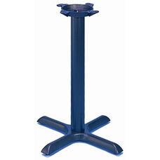 TB 104 Cast Iron Table Base with Column and 22
