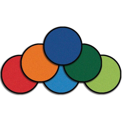 Our Kids Value Mini Go Rounds - Set of 12 - 16