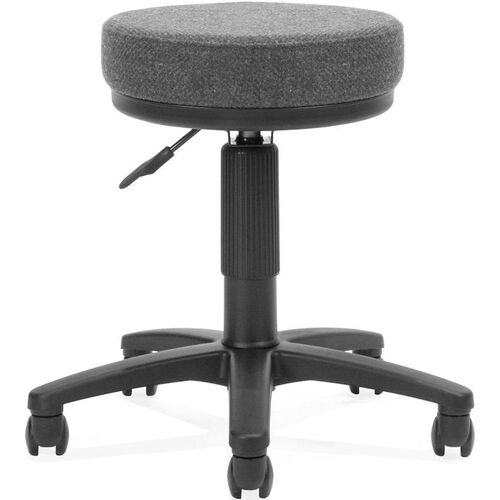 Our Adjustable Height UtiliStool with Stain Resistant Fabric - Dark Gray is on sale now.