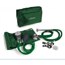 Professional Combo Kit with Oversized Carrying Case - Hunter Green