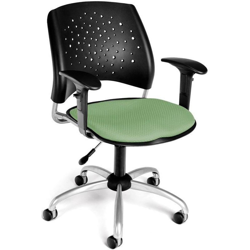 ... Our Stars Swivel Chair With Arms   Sage Green Is On Sale Now.