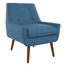 Ave Six Rhodes Chair - Blue
