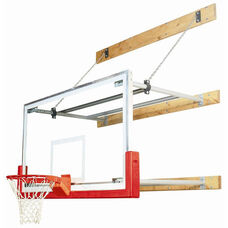 Stationary Competitor Basketball Package