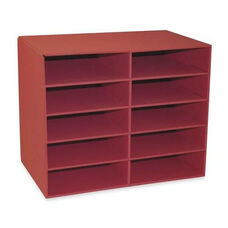 Pacon 10 -Shelf Organizer - 12 -7/8