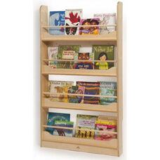 Wall Mounted Book Shelf with 5.5