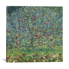 Apfelbaum (Apple Tree) by Gustav Klimt Gallery Wrapped Canvas Artwork