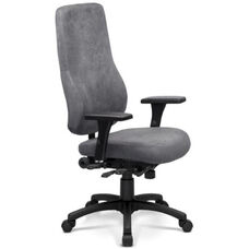 Art Deco Task Chair with Director Backrest - Grade B