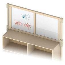 KYDZSuite™ Upper Deck Divider - Write-n-Wipe