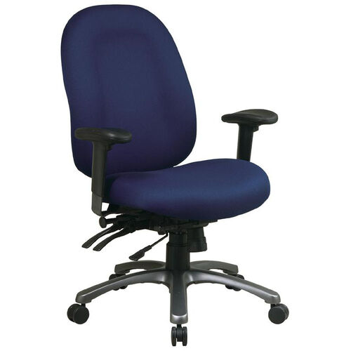 Our Pro-Line II Ergonomic High-Back Chair with Multi Function Control and Titanium Finish Accents is on sale now.