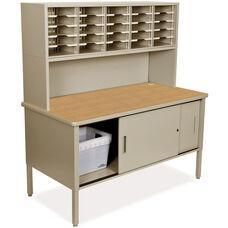 Mailroom 25 Adjustable Slot 84
