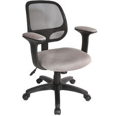 Breezer Mesh Chair - Gray