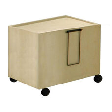 Circulation Depressible Mobile Book Cart - 28.75