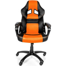 Monza Ergonomic Entry Level Gaming Chair - Orange