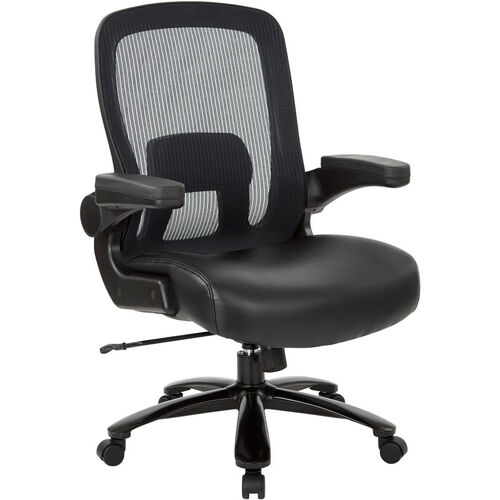 Our Pro-Line II Big and Tall Deluxe Leather Executive Chair with Mesh Back is on sale now.