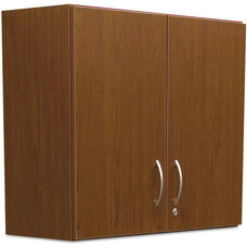 Alera Plus™ Hospitality Wall Laminate Cabinet with Two Locking Doors - 36