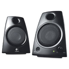 Logitech Z130 Compact Speakers - Set of Two