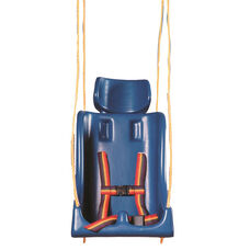 Full Support Swing Seat with Pommel and Chain - Child
