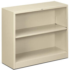 The HON Company Brigade 2-Shelf Bookcase