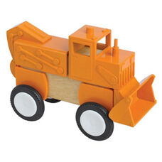 Block Mates Construction Vehicles