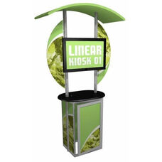 Linear Monitor Kiosk 01