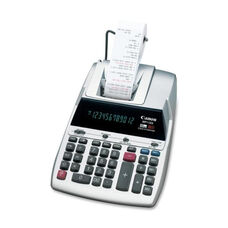 Canon 12 Digit Calculator -2 Clr Printing -9