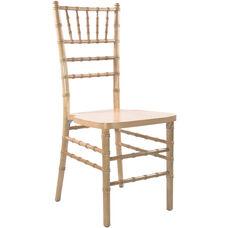 Advantage Natural Chiavari Chair