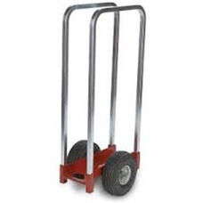 Heavy Duty Steel Frame Caddy with 6.125