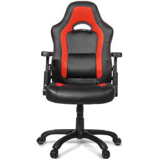 Mugello Ergonomic Enhanced Gaming Chair - Red
