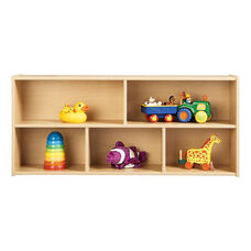 Young Time® Toddler Two-Shelf Storage Unit